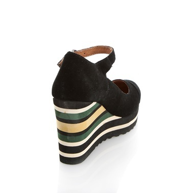 Sergio Monaco Ayakkabı Siyah